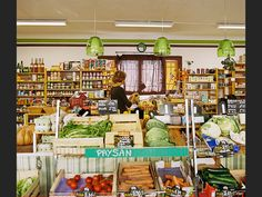 "magasin d""alimentation"