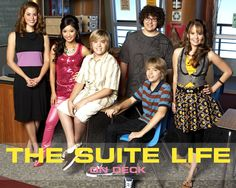 The Suite Life---I LOVED THIS SHOW TO FUNNY!