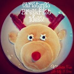 Cutest and YUMMIEST Christmas Breakfast Ideas!! Definitely doing some of these!!
