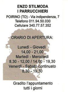 Sarà lui il parrucchiere per il giorno del matrimonio  Enzo Stilmoda I Parrucchieri  Via Indipendenza,7  Poirino (To)  Telefono 011/9450030  Profilo Facebook: http://www.facebook.com/profile.php?id=100000579241151