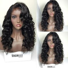 20 #Natural color France Lace 130% Density Virgin Human Hair Loose Wave Celebrity Full Lace Wigs -  vinuss hair wholesale is going on Order on Website  www.vinuss.com  See more at: http://www.vinuss.com/natural-color-france-lace-130-density-virgin-human-hair-loose-wave-full-lace-wigs.html#sthash.CdywycAX.dpuf