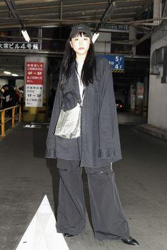 Asian Street Style, Japanese Street Fashion, Korean Fashion, Korean Streetwear, Japanese Streetwear, Harajuku Fashion, Fashion Outfits, Boohoo Outfits, Androgynous Fashion