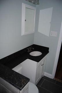 Granite for Master bathroom