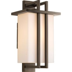 Dibs Collection 1-light Antique Bronze Wall Lantern
