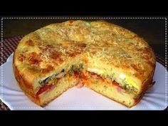 YouTube Food Videos, Carne, Quiche, Sandwiches, Brunch, Menu, Pasta, Snacks, Cooking