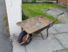 Photo in Wheelbarrows Carts Trolleys - Google Photos Wheelbarrow, Garden Tools, Google, Photos, Pictures, Yard Tools