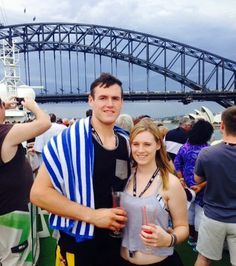 My boyfriend and I leaving Sydney on our cruise to New Zealand November 2015  #cruise #newzealand #smile #pocruises #pacificpearl #pacificpearl2015 #pandocruises #sydney #sydneyharbour #harbourbridge #sydneyharbourbridge #adventure #fun #exciting #hadablast #spenttoomuchmoney #didntsleepenough by alana_shoutouts http://ift.tt/1NRMbNv