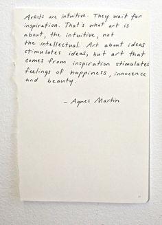 """vjeranski: """" Agnes Martin """""""