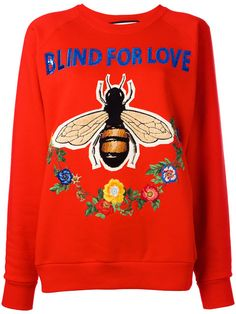 Comprar Gucci Blind for Love sweatshirt.