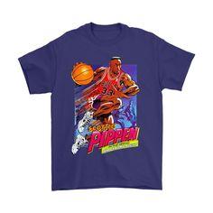 Pippen 90's Cartoon Shirt