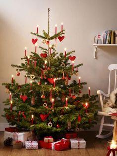 weihnachtsbaum schm cken deko ideen von pinterest deko. Black Bedroom Furniture Sets. Home Design Ideas