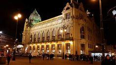 Prague,  Municipal House