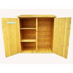 Leisure Season 5 Ft. W x 3 Ft. D Wood Lean-To Storage Shed