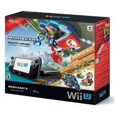 32GB Nintendo Wii U Deluxe Console w/ Mario Kart 8 $228.99  $18 Rakuten Cash w/ VISA Checkout http://www.lavahotdeals.com/us/cheap/32gb-nintendo-wii-deluxe-console-mario-kart-8/46717