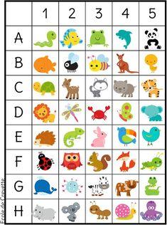 Açıkça belirtilmiş bir başlangıcı ve sonu olan Kindergarten Lesson Plans, Preschool Worksheets, Toddler Activities, Preschool Activities, Coding For Kids, Math For Kids, Diy For Kids, Visual Perception Activities, Cycle 2