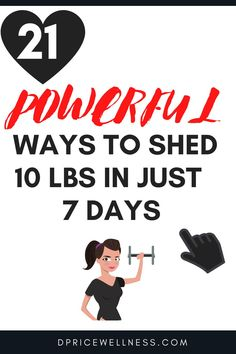 Tips to lose 10 lbs in 7 days. #weightloss #loseweight Lose 10 Lbs, Lose 10 Pounds In A Week, Lose Weight In A Week, Losing 10 Pounds, Diet Plans To Lose Weight, Losing Weight Tips, Weight Loss Goals, How To Lose Weight Fast, Weight Loss Inspiration