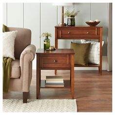 Luther Side Table - Brown : Target
