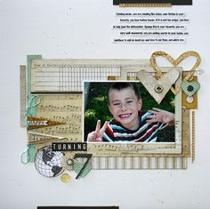 Beautiful layout by Stacey M