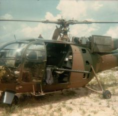 The South West African Territorial Force SWATF was the forerunner of the Namibian Defense Force and was basically an extension or auxiliary of the South African Military Helicopter, Military Aircraft, Once Were Warriors, Sud Aviation, South African Air Force, The Centurions, Defence Force, Army Vehicles, Space Marine
