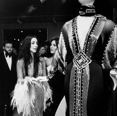Cher Photos, Fear Of Love, Snap Out Of It, Oscar Winners, Bob Mackie, Vogue Magazine, Real Women, Fashion Shoes, Kimono Top