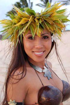 Malia - Hula Dancer