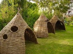 Get creative in the garden! Join willow expert Carole Beavis to make plant supports, decorative hurdles and more to take home. Instruction will be given on larger living willow projects such as dens, tunnels and seating. Willow Weaving, Basket Weaving, Garden Art, Home And Garden, Cut Garden, Willow Garden, Living Willow, Willow Branches, Gardening Courses