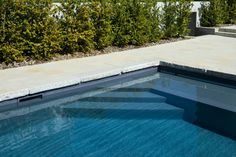 #stairs #swimmingpool #living #poolideas #pool #inground #surrounds  #reinforcedconcrete #customised #outdoor #familypool #terraces #stones  #gardens # ...