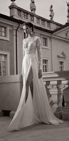 """In love!! Beautiful long dress """"Berta Bridal"""""""