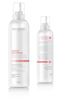 ALCHEMIA CLINICAL - LOJAS RENNER on Packaging Design Served