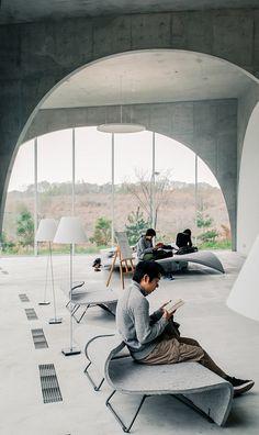 Tama Art University Library / Toyo Ito
