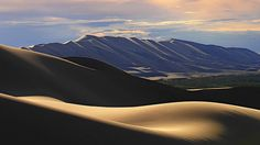 Gobi desert, Mongolia I actually rode a camel out here when I was 16! What an experience