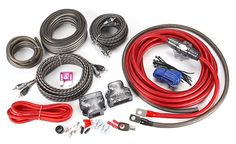 11 best buy nice branded amplifier wiring kit online shopping in rh pinterest com Subwoofer Wiring Subwoofer Wiring