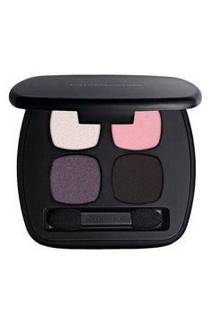 @bareMinerals @Nordstrom Shades of Purple and Pink Eye Shadow Quad. http://zodiacfashion.blogspot.com/