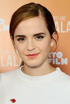 Emma Watson at the premiere of 'HE NAMED ME MALALA' during the Into Film Festival in Birmingham, UK on November 4th, 2015