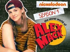 The Secret World of Alex Mack: Season One. Accidentally doused with mysterious chemical GC-161, Alex Mack can now zap electricity from her fingertips, morph into goo, and glow! The bigwigs behind GC-161 know someone was sprayed with the chemical, and they'll stop at nothing to find out who!