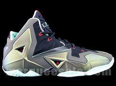 nike lebron 11 armory slate 9 570x427 Nike LeBron 11 Armory Slate