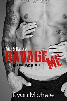 Ravage Me by Ryan Michele Review  http://smokinhotbookblog.blogspot.com/2014/02/review-ravage-me-by-ryan-michele.html