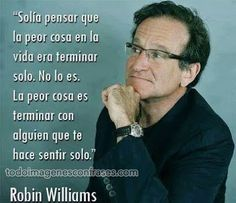 imagenes con frases de robin williams