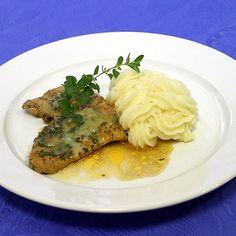 Sajtos-konyakos csirkemell Recept képpel - Mindmegette.hu - Receptek Chicken, Meat, Cooking, Food, Cucina, Kochen, Essen, Cuisine, Yemek