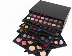 RoseFlower Pro 222 Colors Eyeshadow Makeup Palette Coseme...  Buy=http://amzn.to/2h4Fei7  You can visit more Beauty Trick https://everydaybeautytrick.blogspot.com/