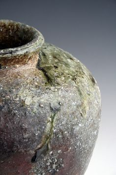 Chris Bonner vase detail