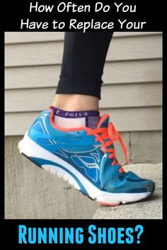 timeless design b4b38 71a60 How Often Do You Have to Replace Running Shoes