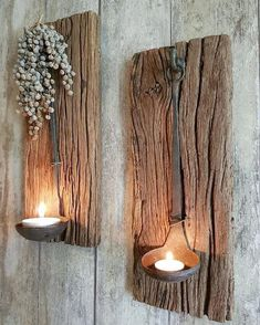 wall shelf with hanging spoon for cowhide decorations .- wandplank met hanglepel bij koeienhuiddecoraties ideas i… wall shelf with hanging spoon for cowhide decorations ideas ideas event ideas party ideas wall - Home Design Diy, Rustic Home Design, House Design, Design Ideas, Wall Design, Patio Design, Handmade Home Decor, Diy Home Decor, Room Decor