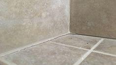 Quick Fix Repair Cracked Bathroom Grout Home Stuff Pinterest - Bathroom floor tile grout repair