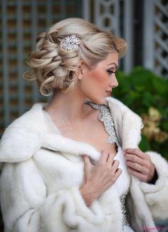 Best Wedding Hairstyles For Medium Hair 2018: #weddings Hairstyles