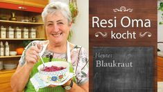 Resi Oma kocht - Blaukraut - YouTube Youtube, Make It Yourself, Cooking, Blog, Herd, Winter, Ancient Recipes, Chef Recipes, Kitchen