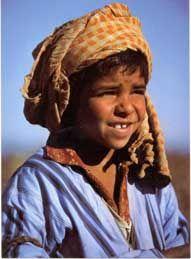 Enfant berbère