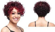 Image result for cortes para cabelo cacheado e curto