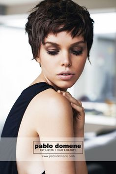 Short Hair Chic | ZsaZsa Bellagio - Like No Other