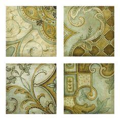 4 Piece Haden Canvas Wall Art at Joss & Main